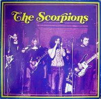 Cover Scorpions - The Scorpions [1976]